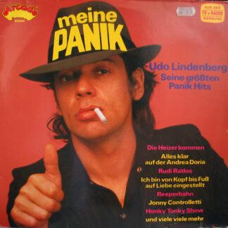 Udo Lindenberg - Meine Panik – Seine Größten Panik Hits (LP, Comp)