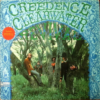 Creedence Clearwater Revival - Creedence Clearwater Revival (LP, Album)