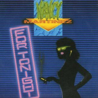 """Nancy Martinez - For Tonight (12"""", Single, AR)"""