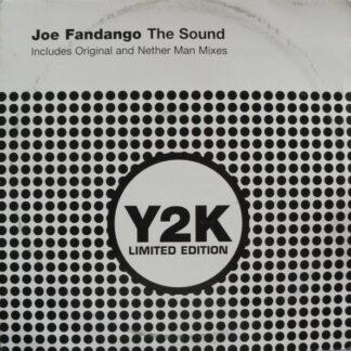 "Joe Fandango - The Sound (12"", Ltd)"