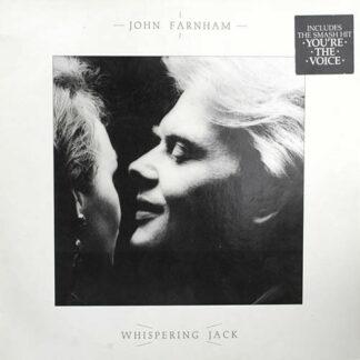 John Farnham - Whispering Jack (LP, Album)