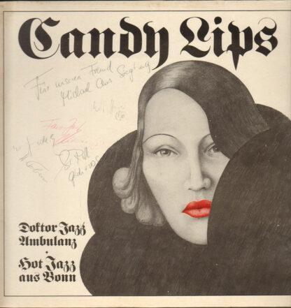 Doktor Jazz Ambulanz - Candy Lips (LP)