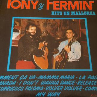 Tony Y Fermin - Hits En Mallorca (LP, Album)