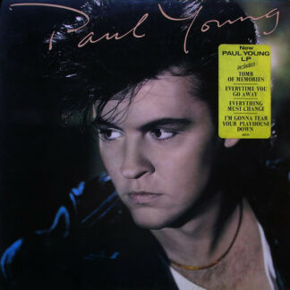 Paul Young - The Secret Of Association (LP, Album)