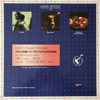 Frankie Goes To Hollywood - Welcome To The Pleasuredome (12