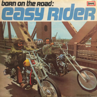 Various - Born On The Road: Easy Rider (LP, Comp)