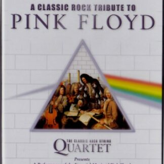 Iain Jennings, The Classic Rock String Quartet, Angela Goldthorpe - The Pink Floyd Chamber Suite - A Classic Rock Tribute To Pink Floyd (DVD-V, NTSC)