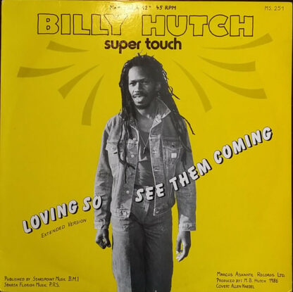 Billy Hutch* - See Them Coming (12