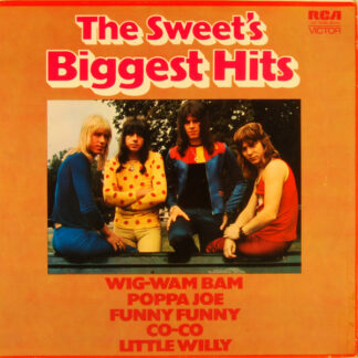 The Sweet - The Sweet's Biggest Hits (LP, Comp)