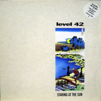 Level 42 - Staring At The Sun (LP, Album)