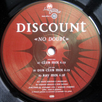 Discount - No Doubt (12