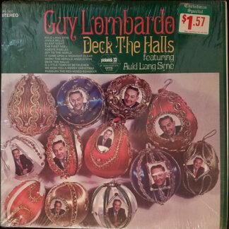 Guy Lombardo - Deck The Halls (LP, Album)