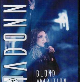 Madonna - Blond Ambition Tour 1990 (DVD-V, Unofficial, NTSC)