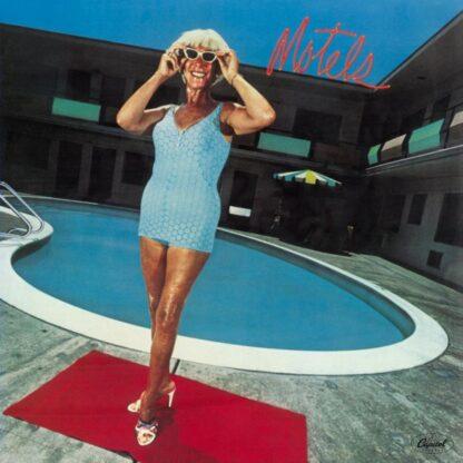 Motels* - Motels (LP, Album, RE)