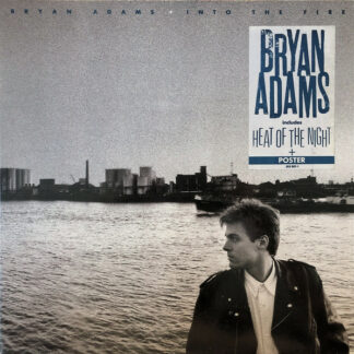 Bryan Adams - Into The Fire (LP, Album, Pos)