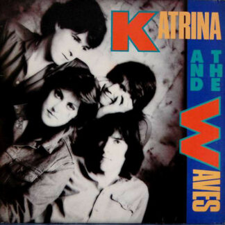Katrina And The Waves - Katrina And The Waves (LP, Album)