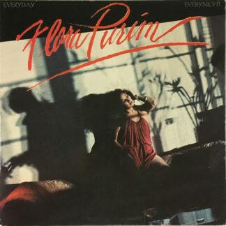 Flora Purim - Everyday, Everynight (LP, Album, Los)