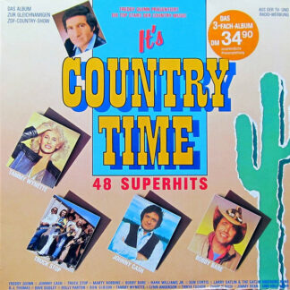 Various - It's Country Time - 48 Superhits (3xLP, Comp)
