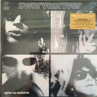 "Swervedriver - Ejector Seat Reservation (LP, Album, RE, Sil + 12"", S/Sided, Etch, Sil + Ltd)"