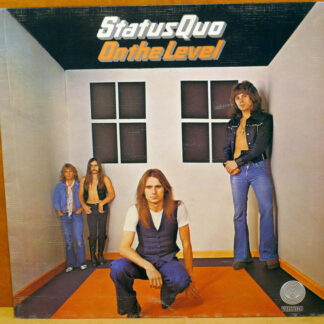 Status Quo - On The Level (LP, Album, Dlx, Gat)