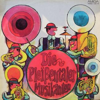 Die Pleißentaler Musikanten - Die Pleißentaler Musikanten (LP)
