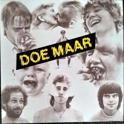 Doe Maar - Doe Maar (LP, Album, Ltd, Num, RE, Yel + CD, Album, RE)