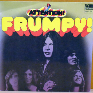 Frumpy - Attention! Frumpy! (LP, Comp)