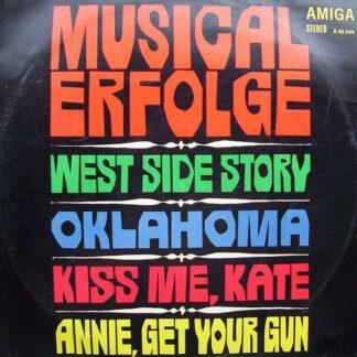 Various - Musical Erfolge (LP)