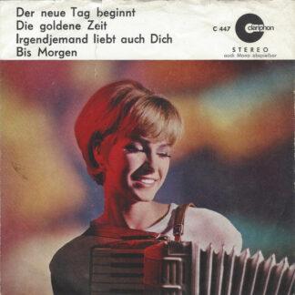 """Various - Der Neue Tag Beginnt (7"""", EP)"""