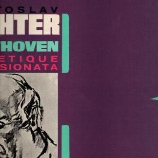 Sviatoslav Richter, Beethoven* - Pathetique / Appassionata (LP)