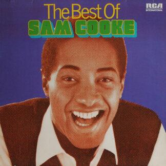 Sam Cooke - The Best Of Sam Cooke (LP, Comp, RE)