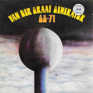 Van Der Graaf Generator - '68 - '71 (LP, Comp, Pin)