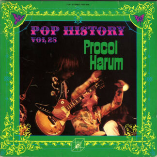 Procol Harum - Pop History Vol. 28 (2xLP, Comp)