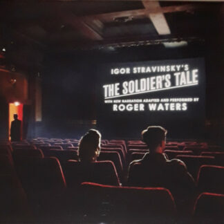 Igor Stravinsky, Roger Waters, BCMF* - Igor Stravinsky's The Soldier's Tale With New Narration Adapted And Performed By Roger Waters (2xLP, Album)