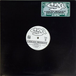"Shaq* Featuring The Infamous Mobb Deep* And Lord Tariq - Legal Money / Legal Money Epic Remix (12"", Promo)"