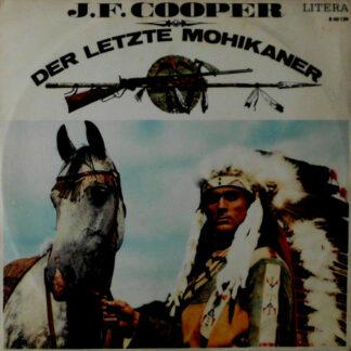 J. F. Cooper* - Der Letzte Mohikaner (LP, Mono, RP)