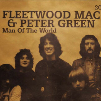 Fleetwood Mac & Peter Green (2) - Man Of The World (2xCD, Comp)