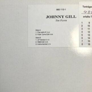 Johnny Gill - The Floor (12