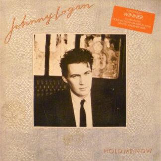 Johnny Logan - Hold Me Now (LP, Album, Club)
