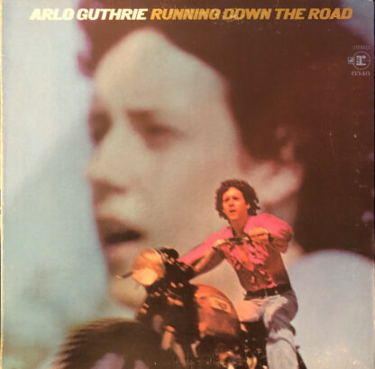 Arlo Guthrie - Running Down The Road (LP, Album)