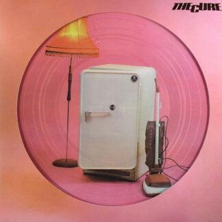 The Cure - Three Imaginary Boys (LP, Album, Pic, RE)