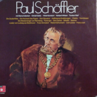 Paul Schöffler - Paul Schöffler - Bariton (2xLP, Comp, Gat)