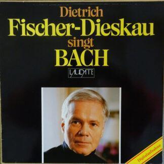 Bach* - Dietrich Fischer-Dieskau Singt Bach (LP, Mono)