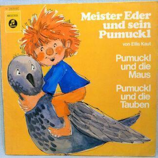 Ellis Kaut - Meister Eder Und Sein Pumuckl - Pumuckl Und Die Maus / Pumuckl Und Die Tauben (LP, RP)