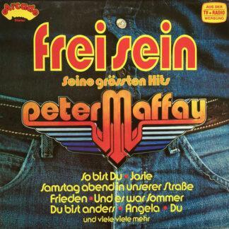 Peter Maffay - Frei Sein - Seine Grössten Hits (LP, Comp)
