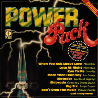 Various - Power Pack (LP, Comp)