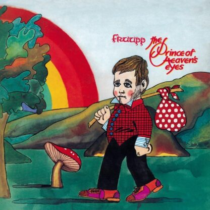 Fruupp - The Prince Of Heaven's Eyes (LP, Album, RE, 180)