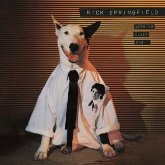 Rick Springfield - Working Class Dog (LP, Album, Ltd, Num, RE, Bla)
