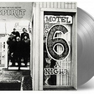 Spirit (8) - The Family That Plays Together (LP, Album, Ltd, Num, RE, Sil)