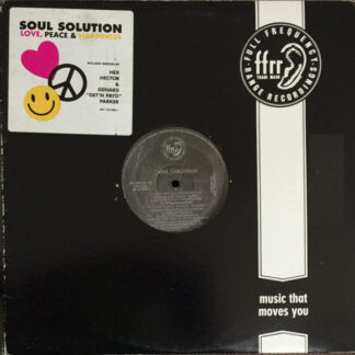 Soul Solution - Love, Peace & Happiness (12